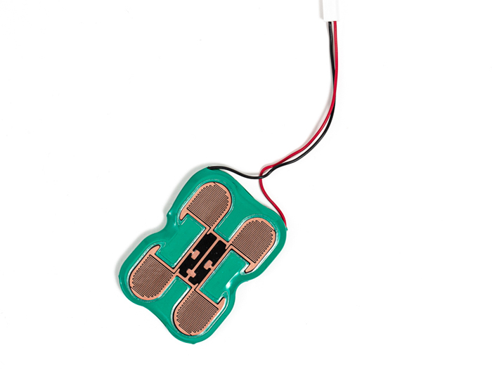 Self regulating and energy efficient PTC heater for battery applications
